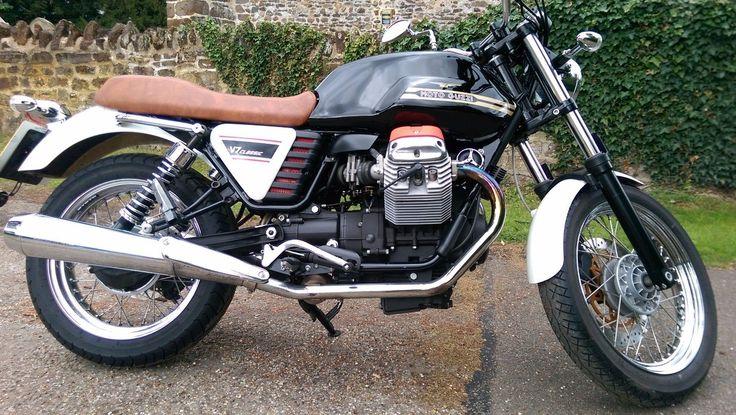 eBay: MOTO GUZZI V7 CLASSIC 2008 #motorcycles #biker