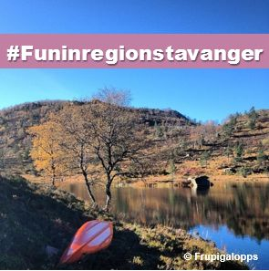 Kayaking is a very fun activity you can enjoy in the Stavanger region! #funinregionstavanger #Norway #norge