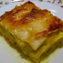Lasagne alle verdure d'autunno @ allrecipes.it