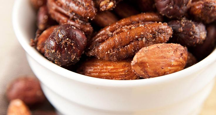 Olive Oil Roasted Nuts Recipe