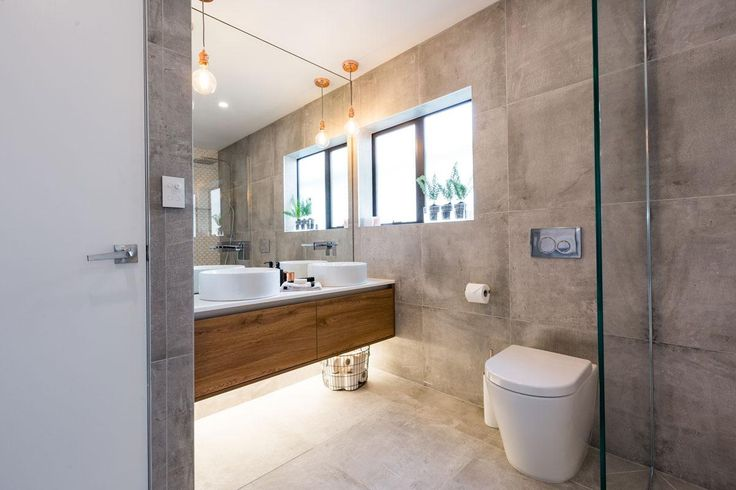 Get the Look: Emma & Courtney's Bathroom. Visit https://curate.co.nz/featured/as-seen-on-the-block-nz-2016 for links to the products as seen on The Block