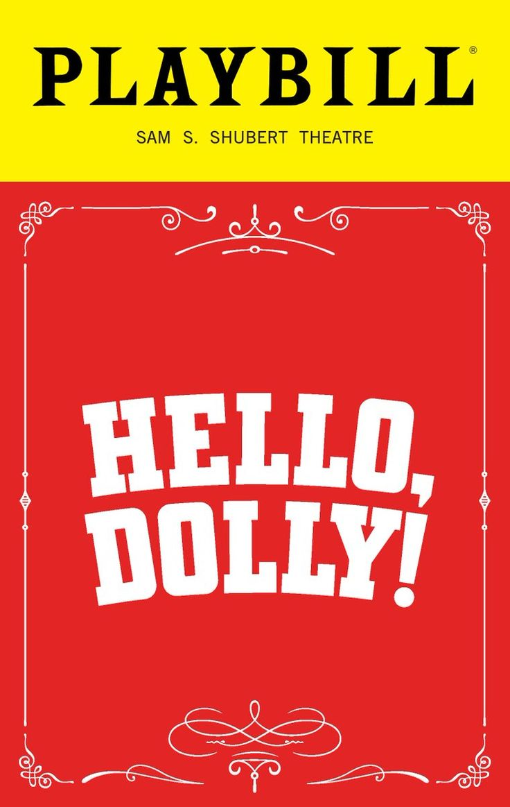 Hello Dolly on Broadway