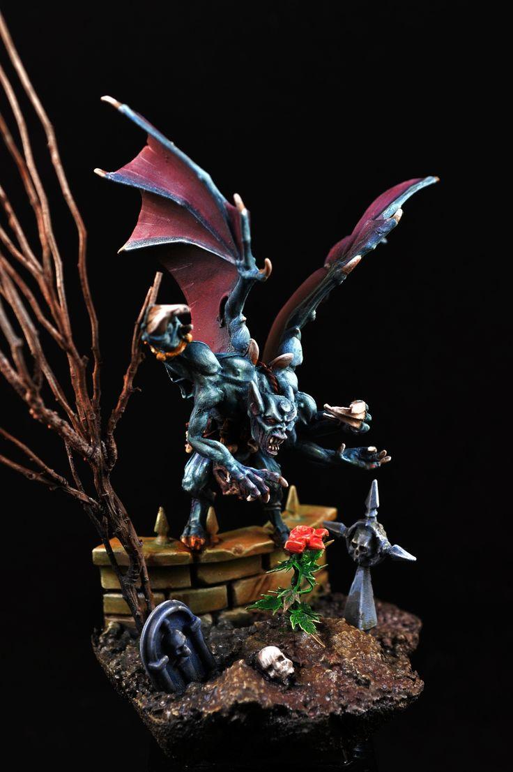 Vampire Counts Strigoi   Warhammer Fantasy   Vampire ...