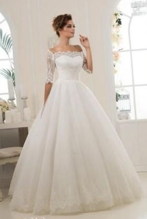 Свадебное платье с закрытым верхом - http://1svadebnoeplate.ru/svadebnoe-plate-s-zakrytym-verhom-2752/ #свадьба #платье #свадебноеплатье #торжество #невеста