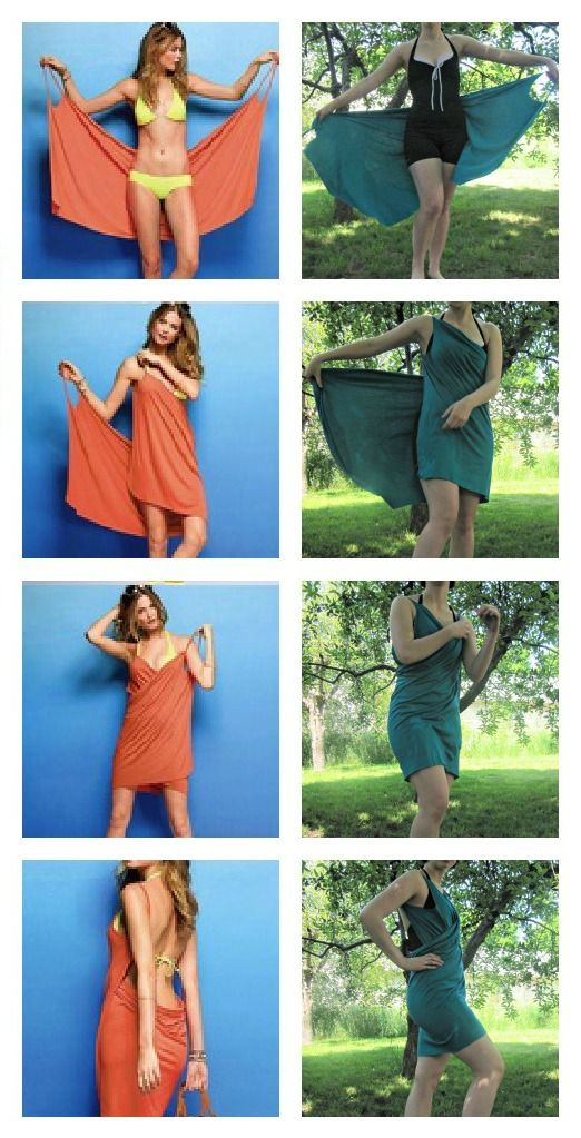 P A & J: DIY Beach Dress Cover Up, a dupe to Victoria secrets cover up