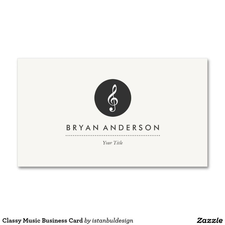 167 best DJ/Music Business Cards images on Pinterest | Business ...