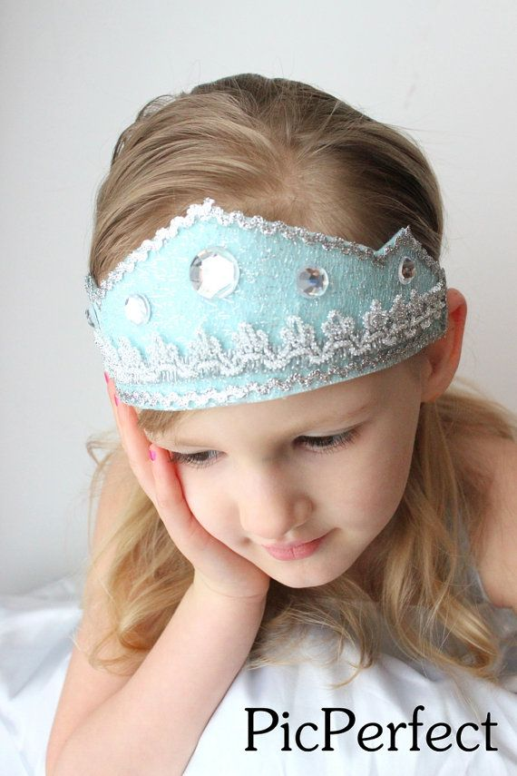 Elsa princess Crown by PicPerfect on Etsy
