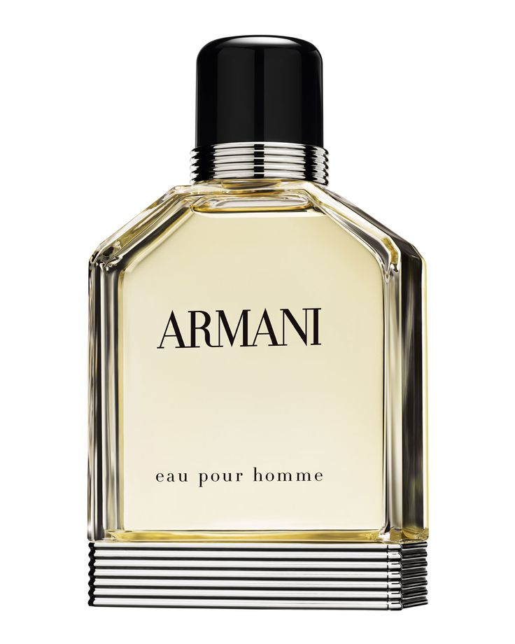 Giorgio Armani Eau Pour Homme, 100mL Details A Neiman Marcus exclusive. Back to the Armani roots, where it all began in 1984, Mr. Giorgio Armani created a fragrance for men that would stand the test o