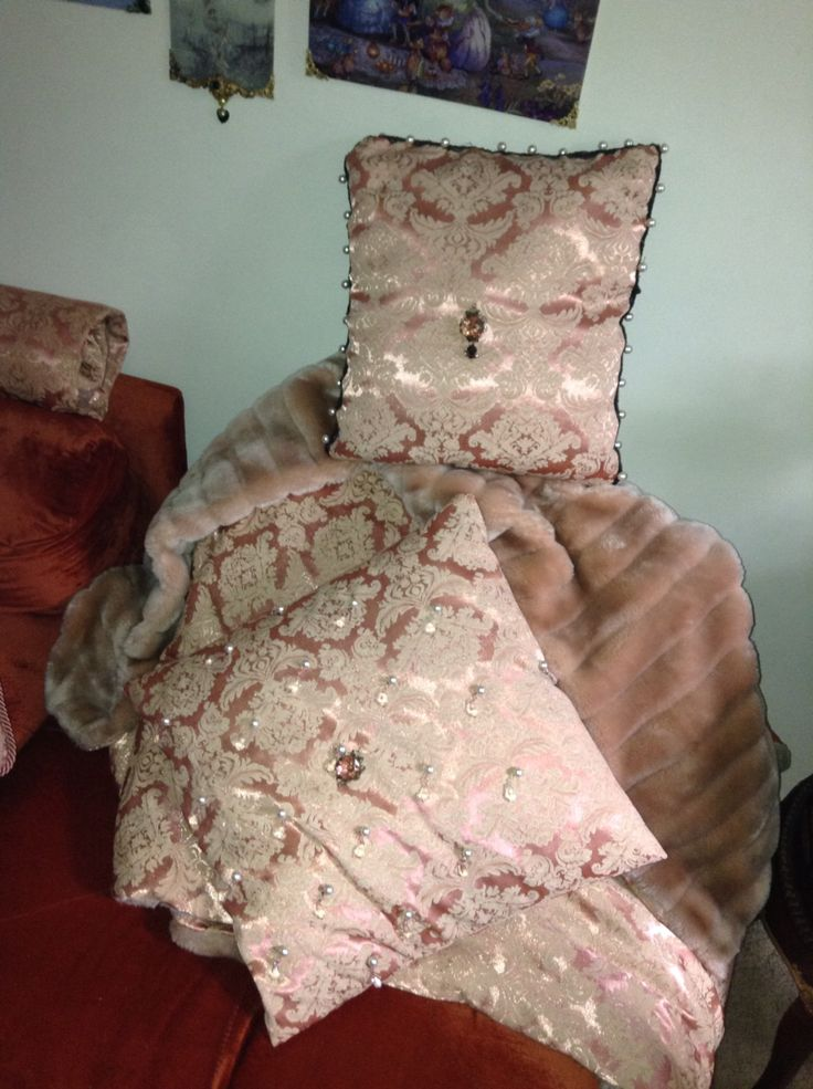 My cushions