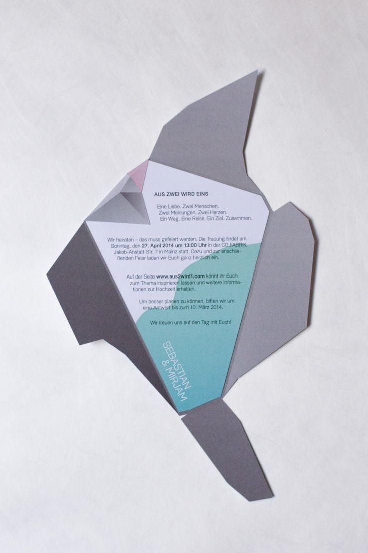 """Hochzeitsinspiration """"Aus zwei wird eins"""" von Christina Jochmann Design – Teil I"""