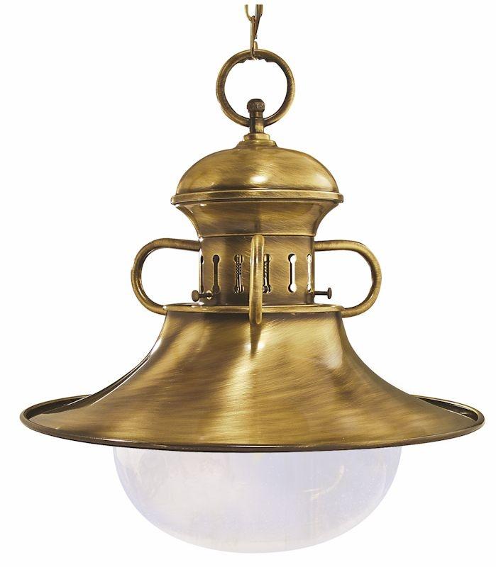 Splendida lampada a sospensione (lampadario) della collezione Mariner ...