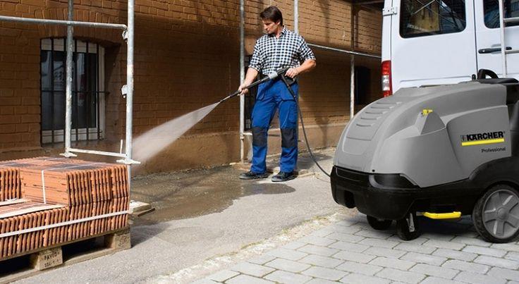 Fenntartható és környezetkímélő tisztítás kisebb vagy nagyobb cégeknek egyaránt! A Kärcher gépei minden problémára tudják a megoldást.  https://www.kaercher.com/hu/professional.html