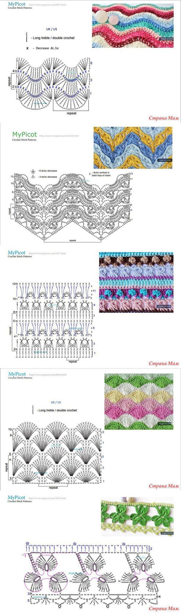 Mejores 1083 imágenes de stitch en Pinterest | Accesorios de crochet ...