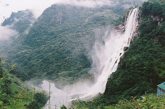 Waterfalls in India - Tawang