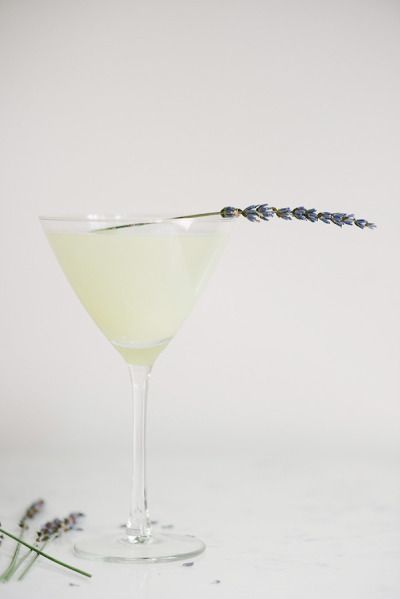 Lemon Lavender Martini: http://www.stylemepretty.com/living/2015/05/16/the-perfectly-classic-martini/