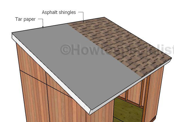 8 12 Lean To Shed Roof Plans Fibreglass Roof Modern Roofing