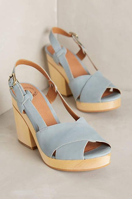 Gee Wawa Paige Clogs - anthropologie.com