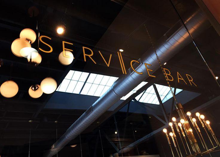Service Bar - Humbly innovative. - Service Bar