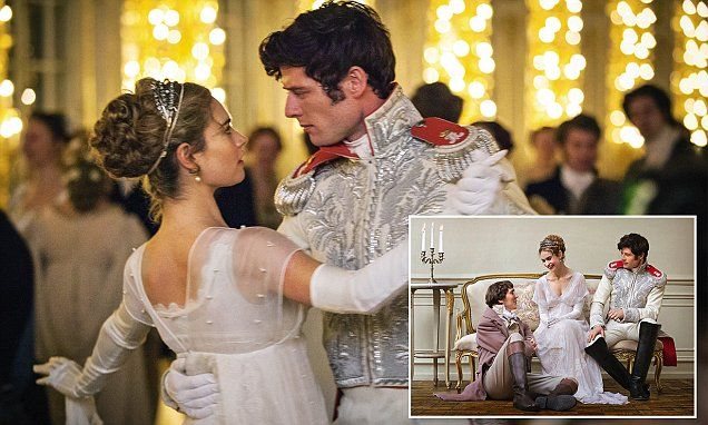War and Peace cast and crew tell all about the TV event of 2016