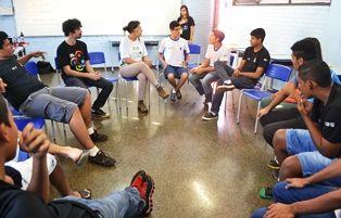 Projeto Soma incentiva debate sobre preconceito em escolas públicas do DF