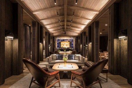 Yabu Pushelberg designs new Park Hyatt Bangkok