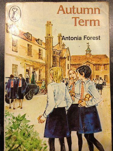 163/365 Autumn Term - Antonia Forest