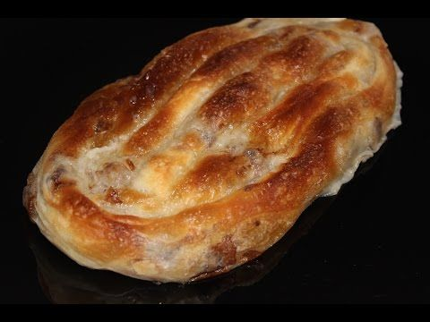 Kako napraviti burek - how to make burek pita - YouTube