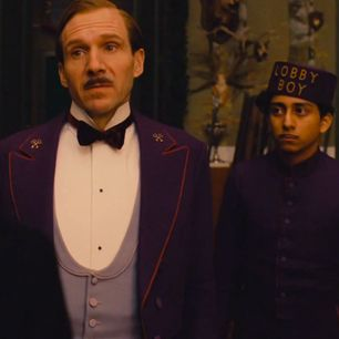 Wes Anderson Debuts 'Grand Budapest Hotel' Trailer