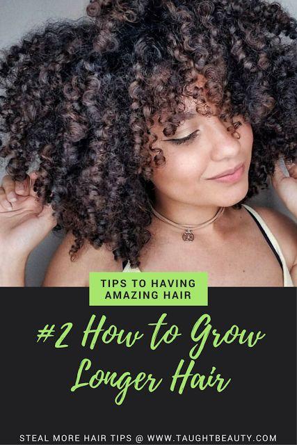 how to grow certain hair longer