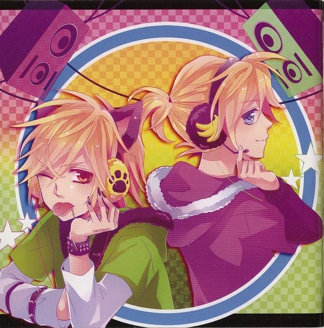 96Neko & Len