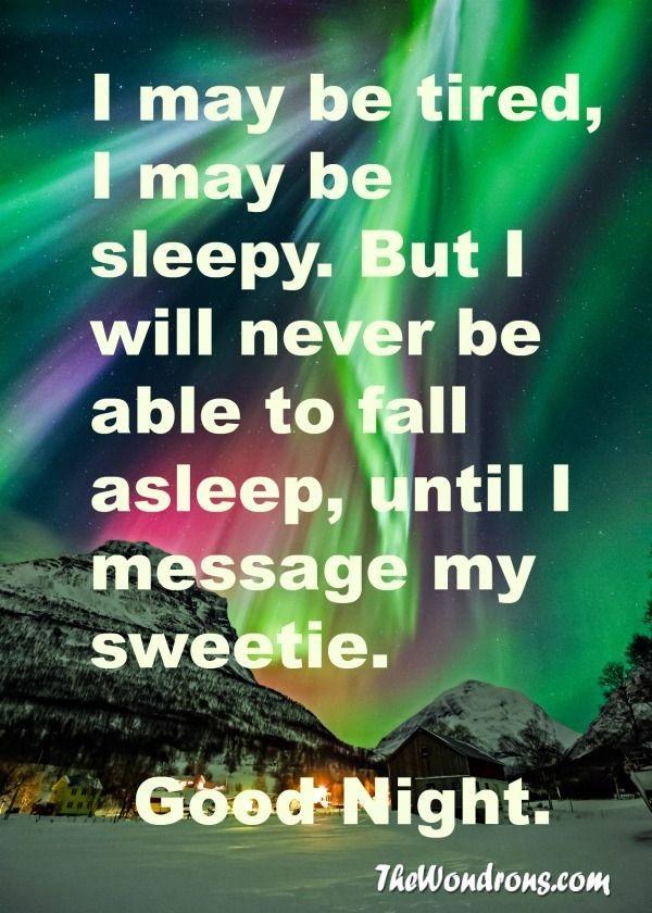 25+ best Good night quotes on Pinterest | Good night beautiful ...