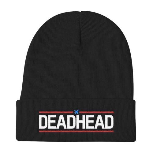 Deadhead - Knit Beanie