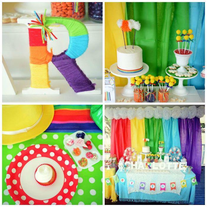 433 best Rainbow theme party unicorn cake cakes ideas inspiration