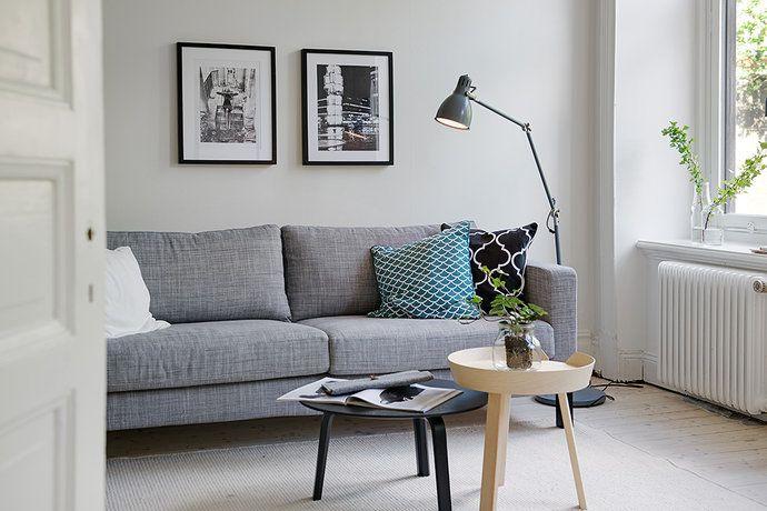 Vardagsrum - Linnéstaden | Hemnet Inspiration