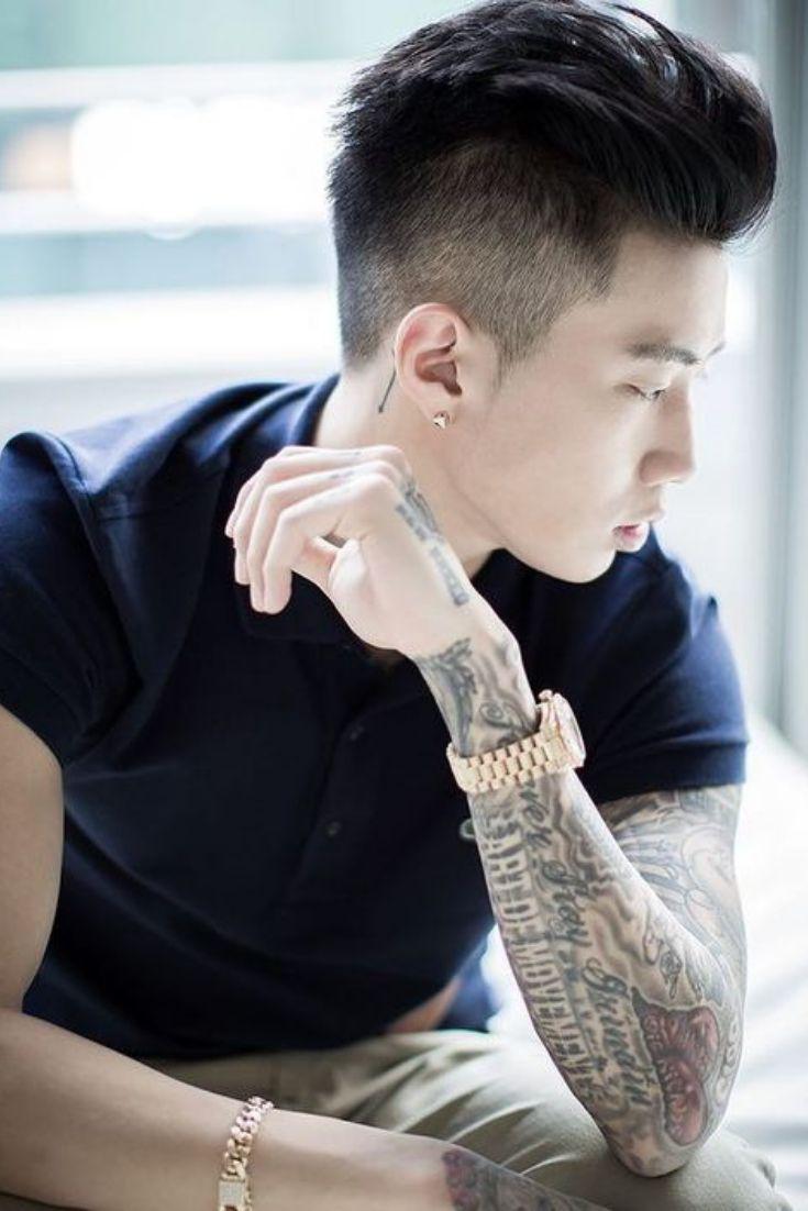 Haarschnitt Verblassen Frisuren Der Asiatischen Manner Asiatische Manner Haarschnitt Manner Asiatische Mannerfrisuren