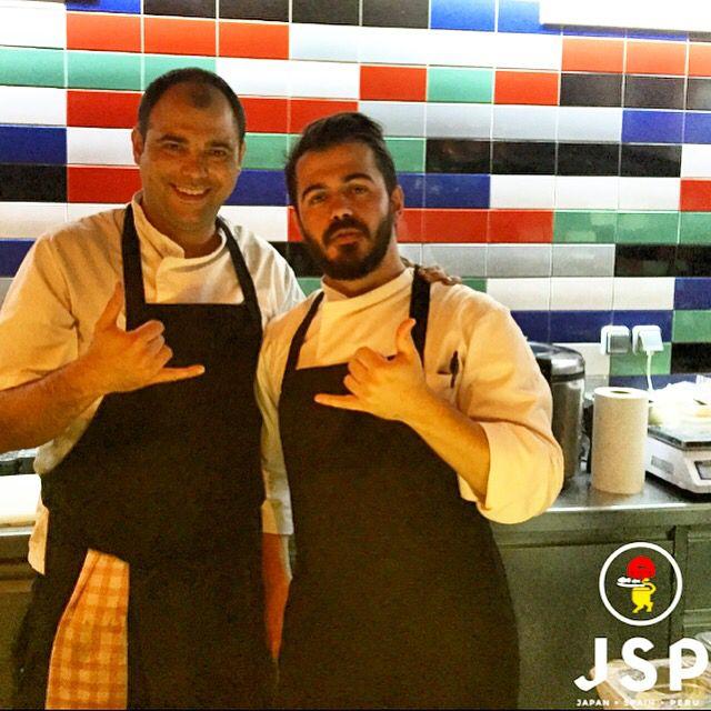 Petros & Dimitris***** Cinco JSP Let's rock \m/