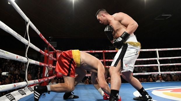 Joseph Parker wants his world title shot to be in New Zealand as promoters eye options - Stuff.co.nz