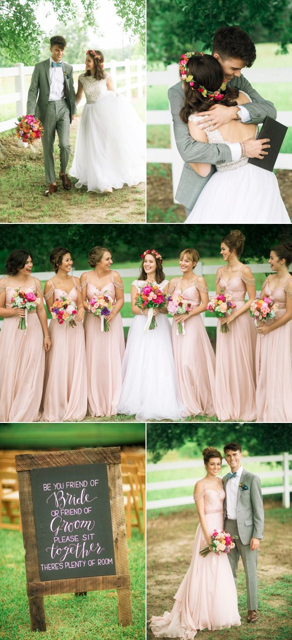 Exclusive! John Luke and Mary Kate's Duck Dynasty Wedding – Style Me Pretty