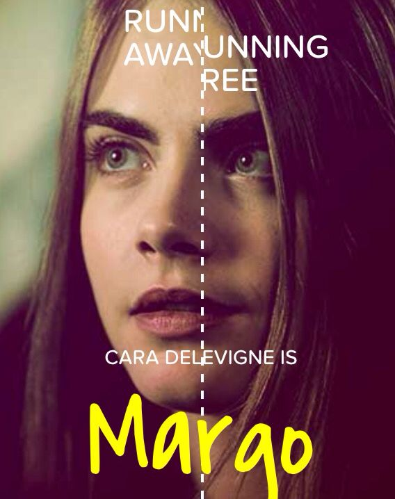 Margo Paper Towns movie, Paper Towns