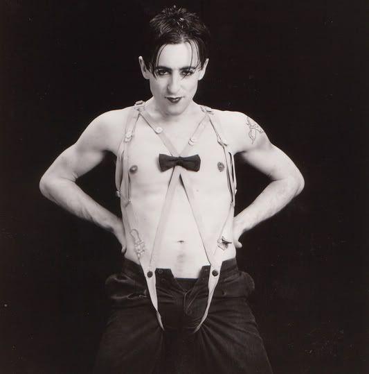 Alan Cumming in Cabaret