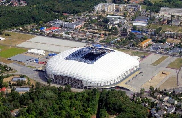 EURO2012, Poznań, Poland