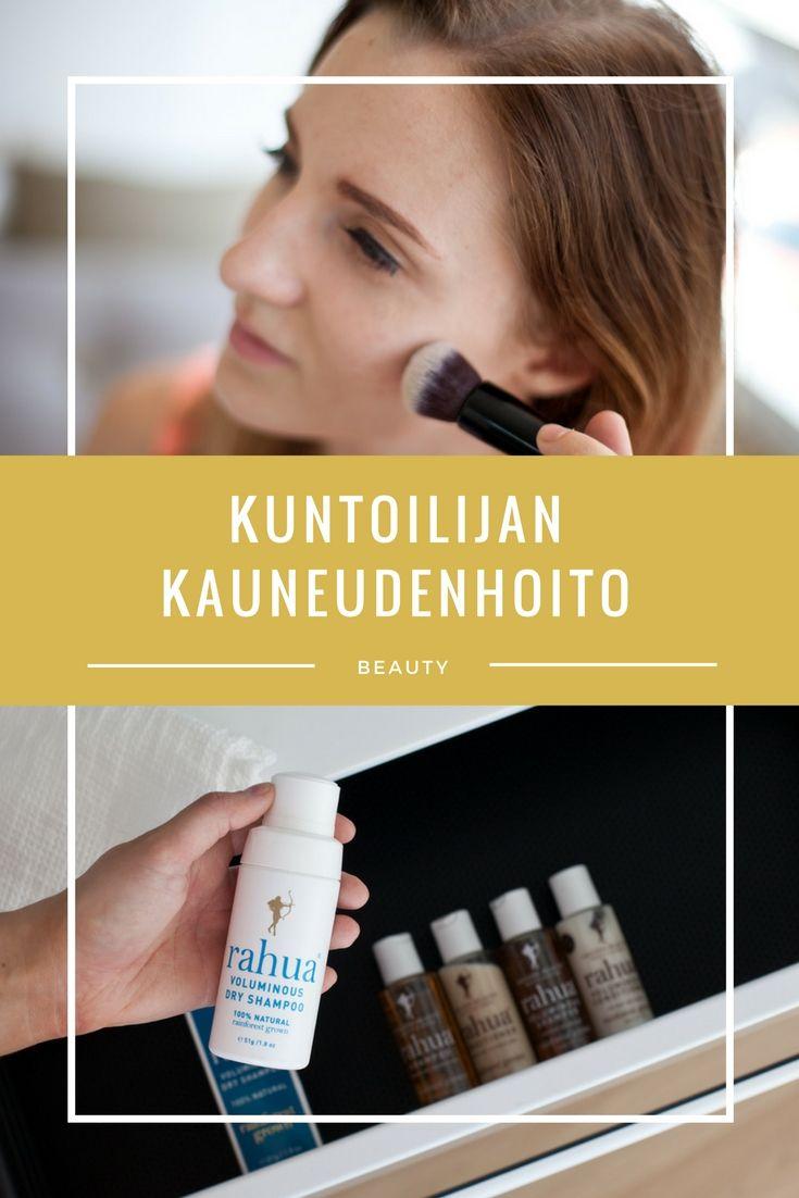 Kuntoilijan Kauneudenhoito | Jadeyolanda.fi