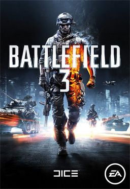 'Battlefield 3' - my favorite video game, since i got an XBox....