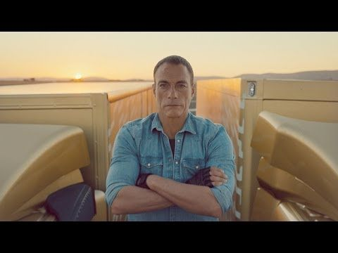 You May Be Cool But… But you will never be Jean-Claude-Van-Damme-doing-a-spilt-between-two-volvo-trucks cool!!!