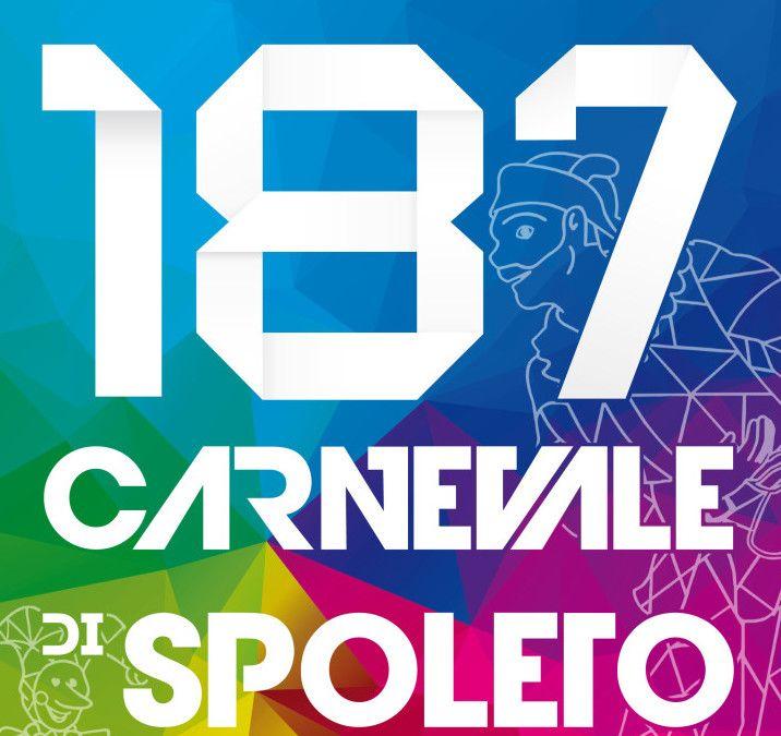 187esimo Carnevale di Spoleto, tutti gli appuntamenti in programma dall'8 al 22 febbraio