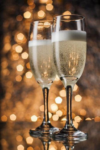 Best Champagne and Sparkling Wines via Wine Enthusiasts
