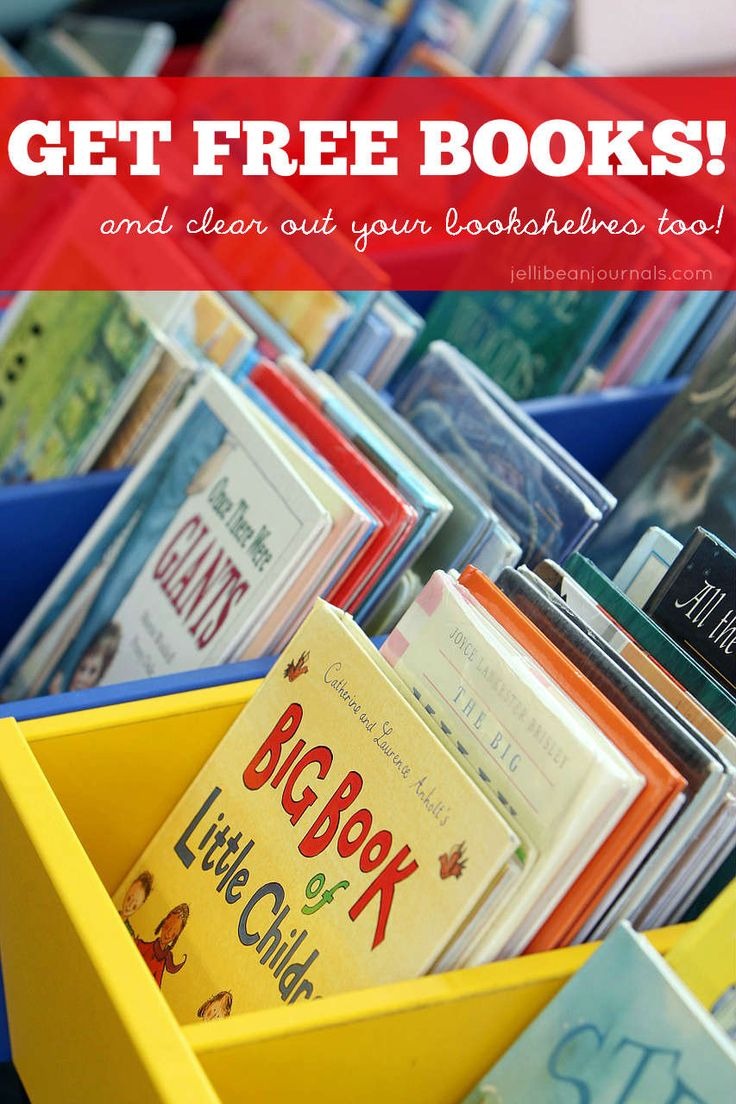 Easy Way to Get Free Books Online and donate your old books | Jellibeanjournals.com