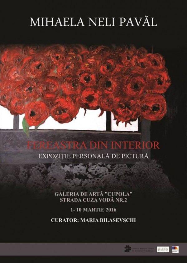 Expozitie personala de pictura Mihaela Neli Paval