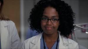 Jerrika Hinton as Stephanie Edwards -- Grey's Anatomy