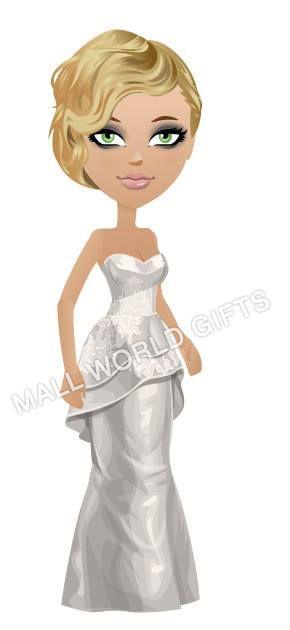 "PDD 67 ""Elegant Bridal Gown"""